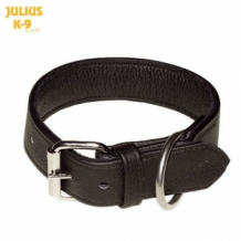 Julius-K9 Halsband leder 40mm.