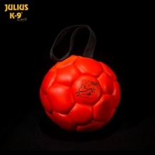 Julius-K9 Show training bal Orange 170mm.