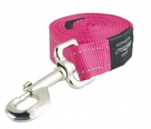 Rogz For Dogs Lumberjack Leiband - 25 mm x 1.2 m - Roze