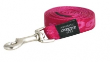 Rogz For Dogs Matterhorn Leiband - 16 mm x 1.4 m - Roze