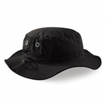 Cargo Bucket Hat Black