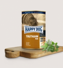 Happy Dog Truthahn Pur 400 gram.