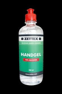 Handgel 500ml.