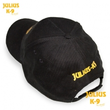 Julius-K9 Pet zwart.