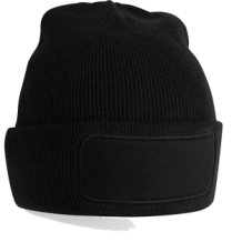 Thinsulate™ Printers Beanie wintermuts BLACK