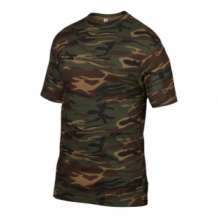 T-shirt Heavyweight Camouflage.